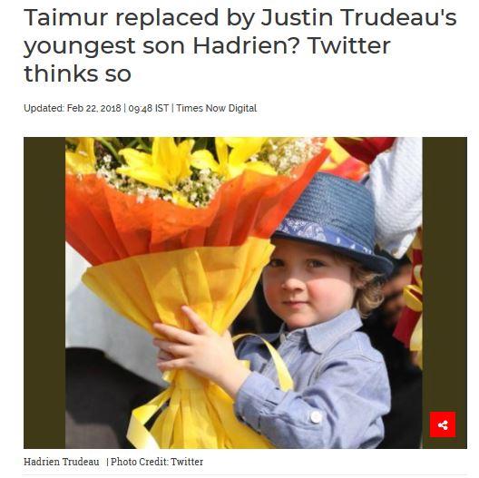 Modi Amarinder Trudeau