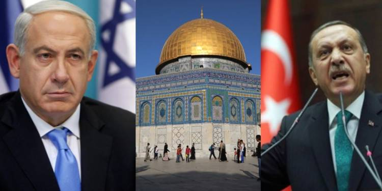 "After insulting Christians with Hagia Sophia move, Erdogan targets Jews as  he wants to ""liberate"" Al-Aqsa mosque in Jerusalem"